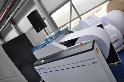 Inkjet Printer Screen