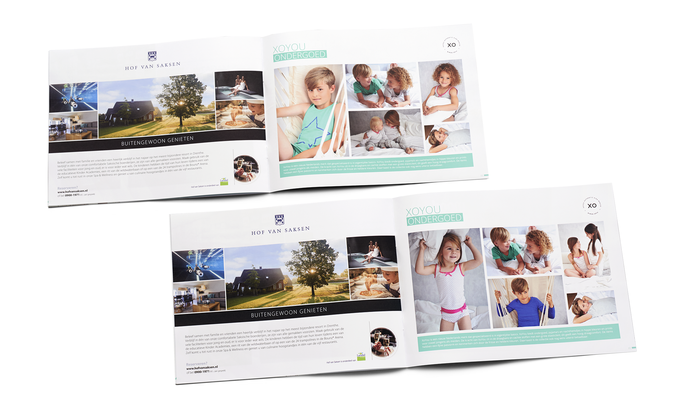 Targeting in print wisselende content 1op1 communicatie direct mail