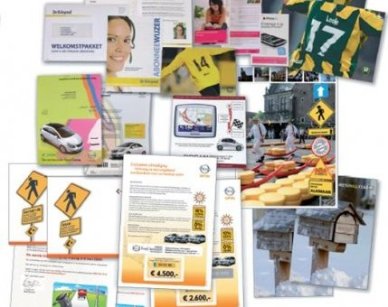Direct mail acties